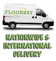 Worldwide Delivery Available from Floorbay