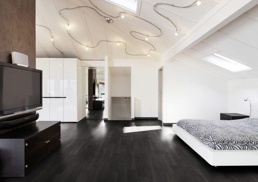 dark wood flooring uk