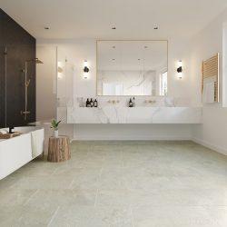 limestone vinyl floor tiles