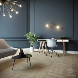 Invictus New England Oak Parquet Sand