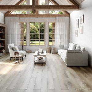 grey oak vinyl plank