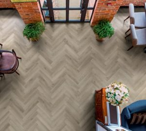 Tarkett Contemporary Oak Grey Parquet