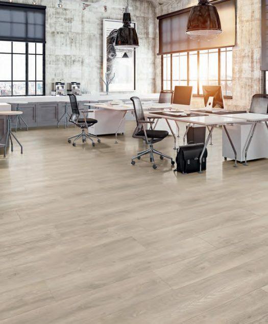 Tarkett English Oak Grey Beige Plank