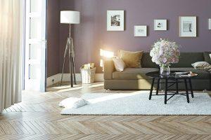 how to prepare a floor for vinyl flooring